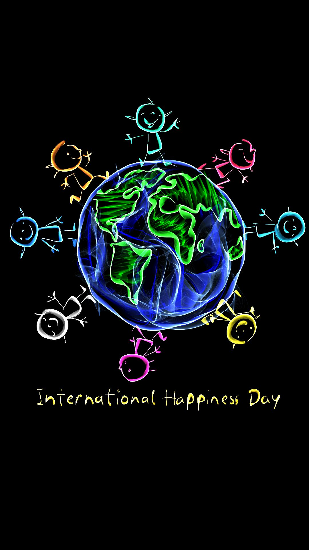 International hapiness day